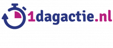 Logo of 1dagactie.nl