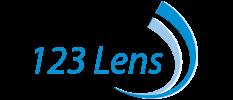 123Lens.nl logo