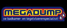 Megadump Tiel's logo