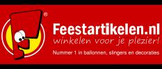 Feestartikelen.nl's logo