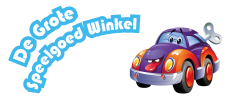 Logo of Degrotespeelgoedwinkel.nl