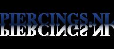 Piercings.nl logo
