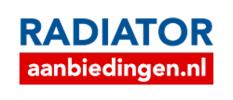 Radiatoraanbiedingen.nl's logo
