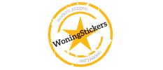 Woningstickers.nl's logo