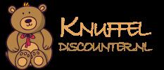 Knuffeldiscounter.nl's logo