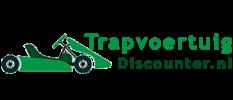 Trapvoertuigdiscounter.nl's logo