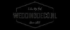 Logo of Weddingdeco.nl