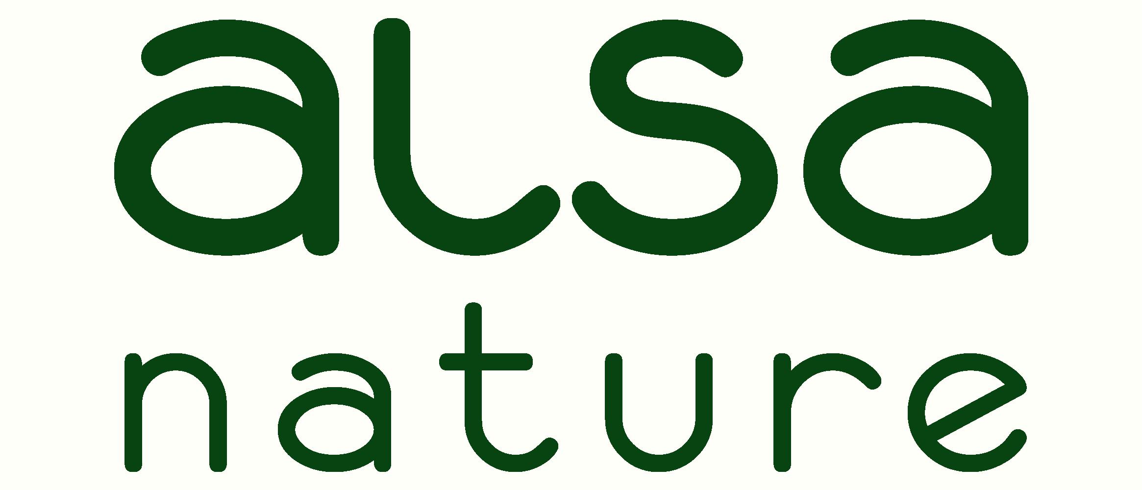 Logo of Alsa-nature.nl