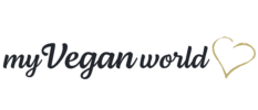 Myveganworld.nl's logo