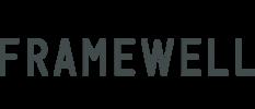 Framewell.com/nl's logo