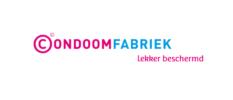 Condoomfabriek.nl's logo