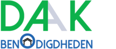 Dakbenodigdheden.nl's logo