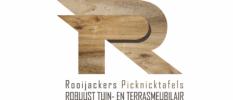 Rooijackerspicknicktafels.nl's logo